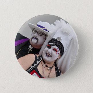Father Bertha and Sister Sorenda 2 Inch Round Button