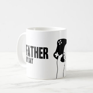 FATHER BY DAY GAMER BY NIGHT MUG