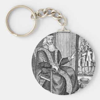 Father Christmas trial Keychain