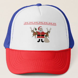 Father Christmas Trucker Hat