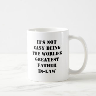 Father-In-Law Coffee Mug
