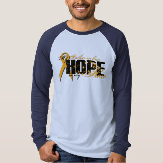 Father-in-law My Hero - Leukemia Hope T-shirts