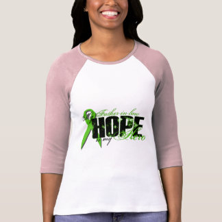 Father-in-law My Hero - Lymphoma Hope T Shirt