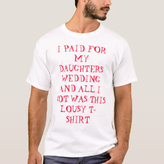 father in-law T-Shirt