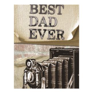Father Letterhead Template