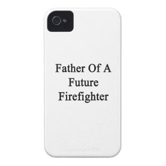 Father Of A Future Firefighter Case-Mate iPhone 4 Case