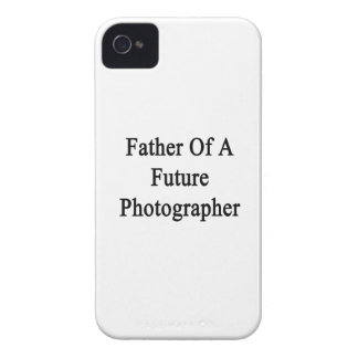 Father Of A Future Photographer iPhone 4 Cover