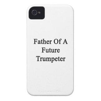 Father Of A Future Trumpeter iPhone 4 Case-Mate Case