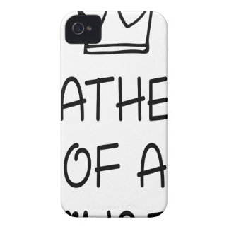 FATHER-OF-A-PRINCESS-2400X3200 iPhone 4 COVER