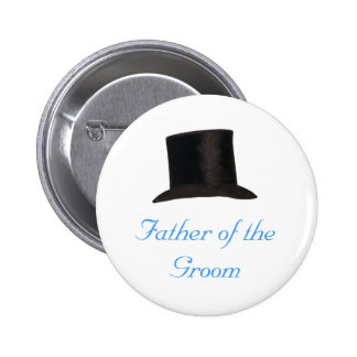 Father of the Groom 2 Inch Round Button