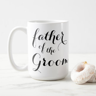 Father of the Groom Cup