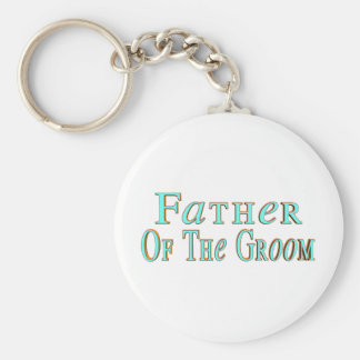 Father Of the Groom Keychain