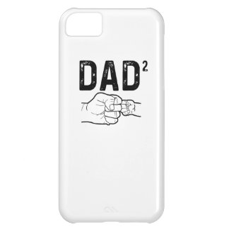 Father Of Two Daughters Or Sons Mens Fathers Day T Case-Mate iPhone Case