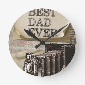 Father Round Clock