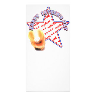 Father s Day All Star Photo Frame Photo Card