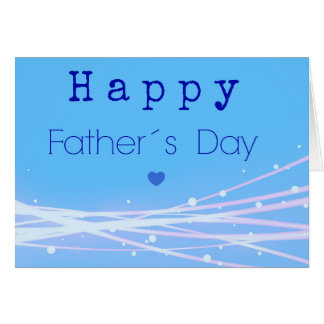 Father´s day card