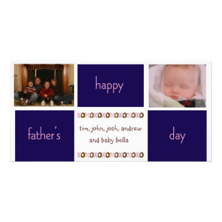 Father s Day Photo Card