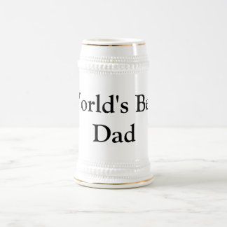 Father s Day World s Best Dad Mugs