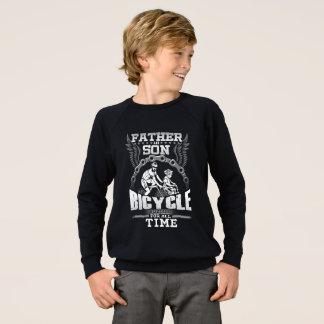 Father Son Bicycle Sweatshirt