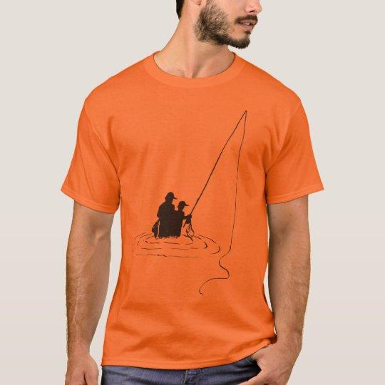Father Son Fishing T T-Shirt