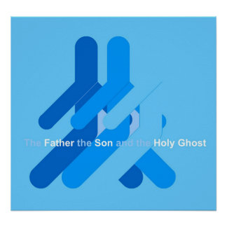 Father Son Holy Ghost Poster