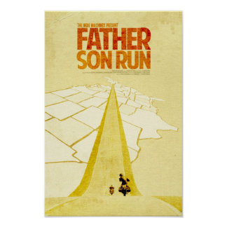 Father Son Run :: Official Movie Poster