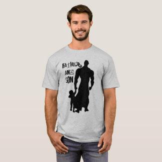 Father & Son Super Hero T-Shirt