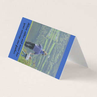 Father & Sons Card
