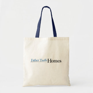 Father Taaffe Homes Tote Bag