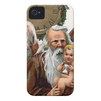 father time Case-Mate iPhone 4 cases