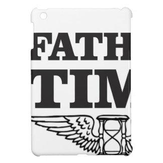 father time clock iPad mini case