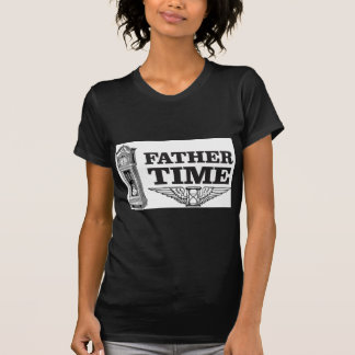 father time clock T-Shirt