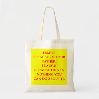 FATHER TOTE BAG