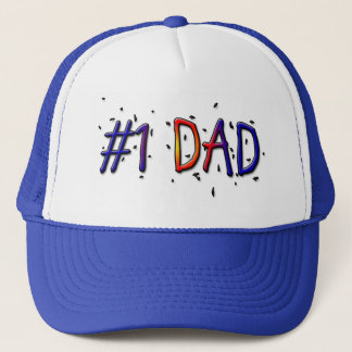 Father's Day #1 Dad Hat