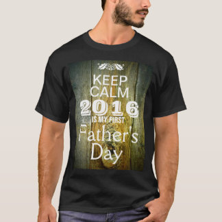 """Father's Day 2016"" T-Shirt"