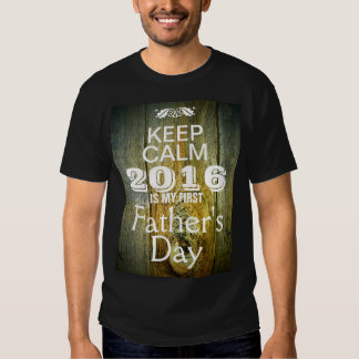 """""""Father's Day 2016"""" Tshirt"""