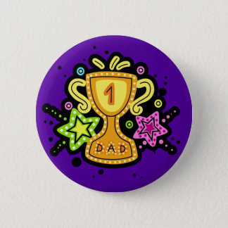 Father's Day 2 Inch Round Button