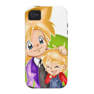 Father's Day 3 iPhone 4 Cover