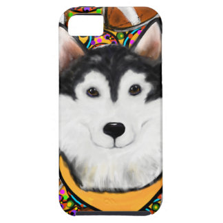 Fathers Day Alaskan Malamute Case For The iPhone 5