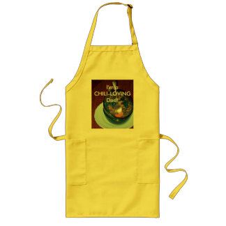 Father's Day barbecue apron