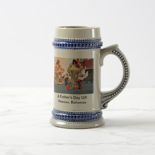 Father's Day Beer Stein Mug