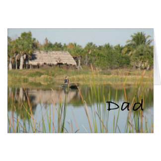 Father's Day Card for Sport of Fishing