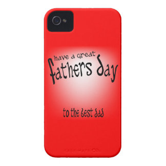 Fathers Day Case-Mate iPhone 4 Cases