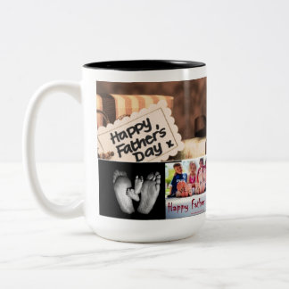Father's Day Color Pop Mug