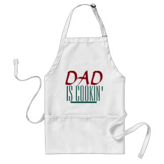 Father's day cooking apron
