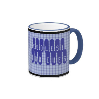 Father's Day Coolest Dad Ever Coffee Mug