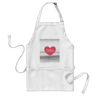 Father's day Dad, super dad, Best dad, Standard Apron