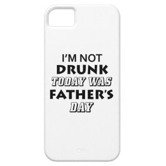 father's day design iPhone 5 cases