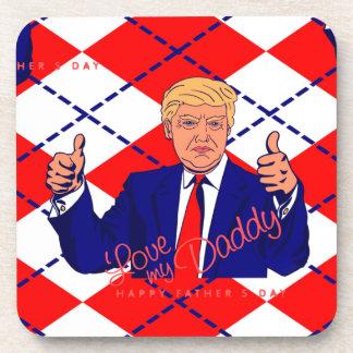 fathers day donald trump coaster