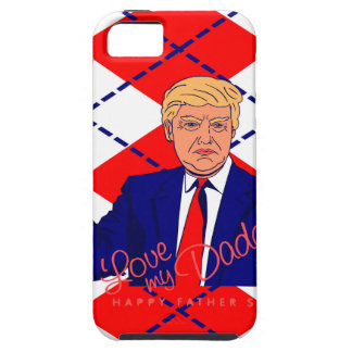 fathers day donald trump iPhone 5 cover